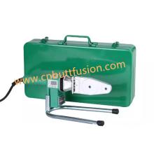 Máquina de soldadura por enchufe de tubería HDPE / PPR
