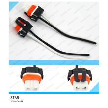 Спрятанный набор преобразования Разъем проводки провода кабеля штепсельная Вилка