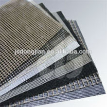 PTFE mesh fabric cloth conveyor belt,heat resistant,easy cleaning, drying,