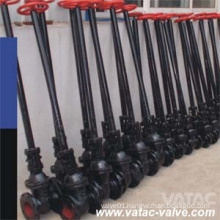 Extended Stem Cast Iron/Ductile Iron Soft Seat Gate Valve