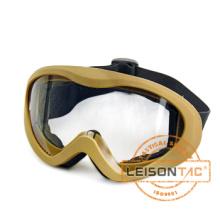 Taktische Schutzbrille TPU Material Anti-UV und Anti-Fog goggle