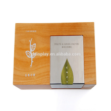Health Care Products Wooden Boxes