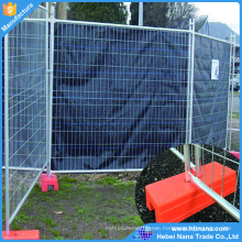 New Style Free Standing Galvanized Temporary Fencing