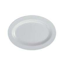 "Melamine""Invisible""Series Oval Plate/High-Grade Melamine Tableware (WT308)"
