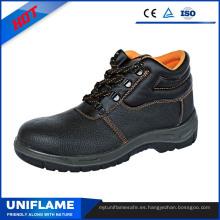 Zapatos de seguridad clásicos de Middle Cut con Ce