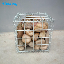 Factory Supply Hot Dipped Galvaniserad Gabion Basket