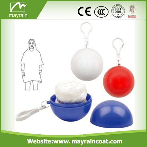 Fashion PE Poncho in Ball
