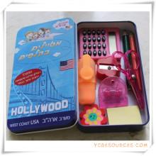 PVC Box Briefpapier Set für Werbegeschenk (OI18024)