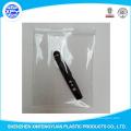 OEM Wholesale Clear Zipper Plastic Transparent Mobile Case Ziplock PVC Bag for Mobile Case