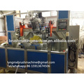 3 axis 2 heads drilling and 1 head tufting industrial roller brush machine