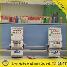 912 12 Глава плоский компьютерной вышивки машина плоский машина вышивальная машина