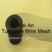 Malla de alambre de tungsteno de 100 mm de ancho