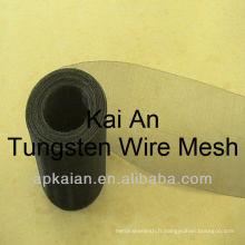 Filet en tungstène de 100 mm de largeur