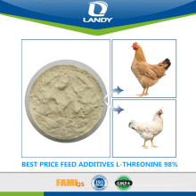 BEST PRICE FEED ADDITIVES L-THREONINE 98%