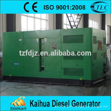 CE одобрил генератор 1000ква питание от двигателя CUMMINS