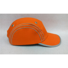 High vis bump cap reflective tape reflective piping