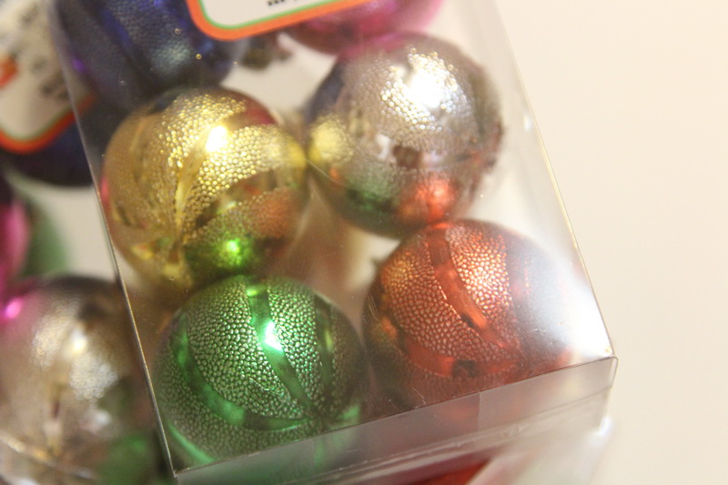 Plastic Ornament Ball Ornaments