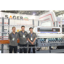 Manufacturer supply automatic glass beveling machine