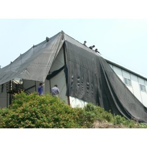 100% virgin HDPE green sun shade netting