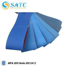 Chine Haute qualité ceinture de ponçage rouge avec bonne qualité et haute efficacité