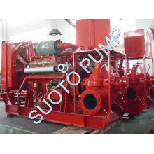 Pompe anti-incendie à moteur diesel (XBC)