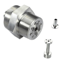 Aluminium-Druckguss-Flansch-Steckverbinder