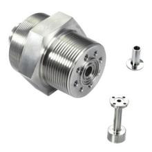 Conector de Flange de Fundição em Alumínio