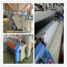 Jumbo Motion mecánica Tuck-Indevice Air Jet Machine para textiles