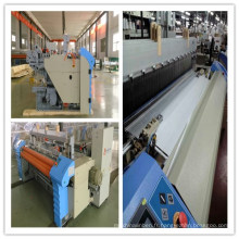 Jumbo Motion Mechanical Tuck-Indevice Air Jet Machine pour textile