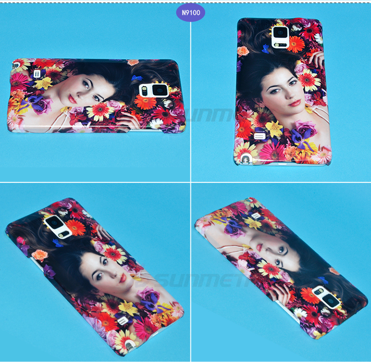 3D Sublimation Blank Phone Case