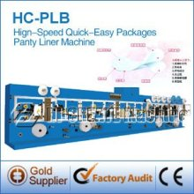 Full Automatic Panty Liner Making Machine