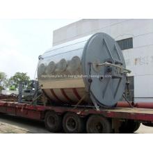 Séchoir centrifuge à grande vitesse de pulvérisateur de série de LPG pour la poudre de lait