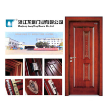 Interior Entrance Wood Door Made in China (LTS-403)