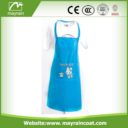 Adult PU Smock and Apron