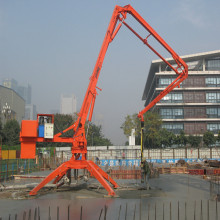 China Supplier Hgy32 Self-Climbing Type Concrete Placing Boom for Sale