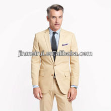Fashion Two Buttons Business Suit Costume Homme Homme