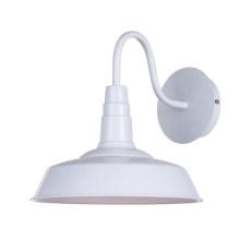Zeitgenössische Aluminium White Wall Lighting Fixtures (MB6124-360B)