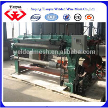 hexagonal wire mesh machine