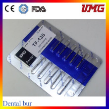 China Wholesale Dental Produto Diamond Dental Bur
