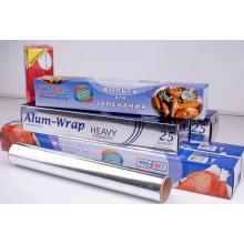 Ménage en aluminium / feuille d'aluminium Papier pour aliments A8011
