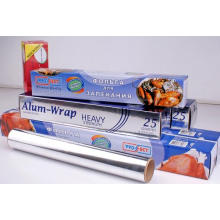 Household Aluminium/Aluminum Foil Paper for Food A8011