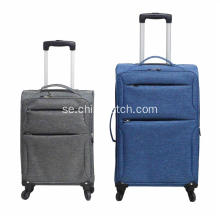 Ultra Light Soft Shell Spinner Luggage Set