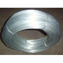 Alambre de hierro galvanizado sumergido caliente 2.2mm