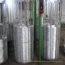 Distributeur de fil de fer galvanisé