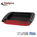 electric grill flat pan