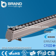 Nueva arandela de la pared del diseño IP67 LED Arandela de pared al aire libre del LED Wallwasher DC24V LED