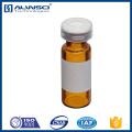 frascos de pressão de vidro de borosilicato âmbar frasco de gc 1.8 ml