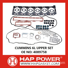 CUMMINS 6L UPPER SET 4089758