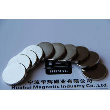 Rare Earth Round Sintered NdFeB Magnets for Sony