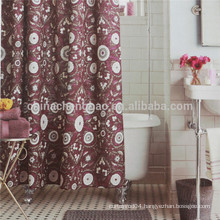 Wholesale affordable curtains 72 inch shower curtain
